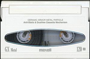 maxell GX Metal 120