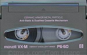 maxell VX-M P6-60