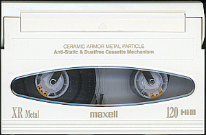 maxell XR Metal 120