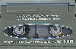 maxell XR-M P6-30