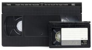 VHSからDVD