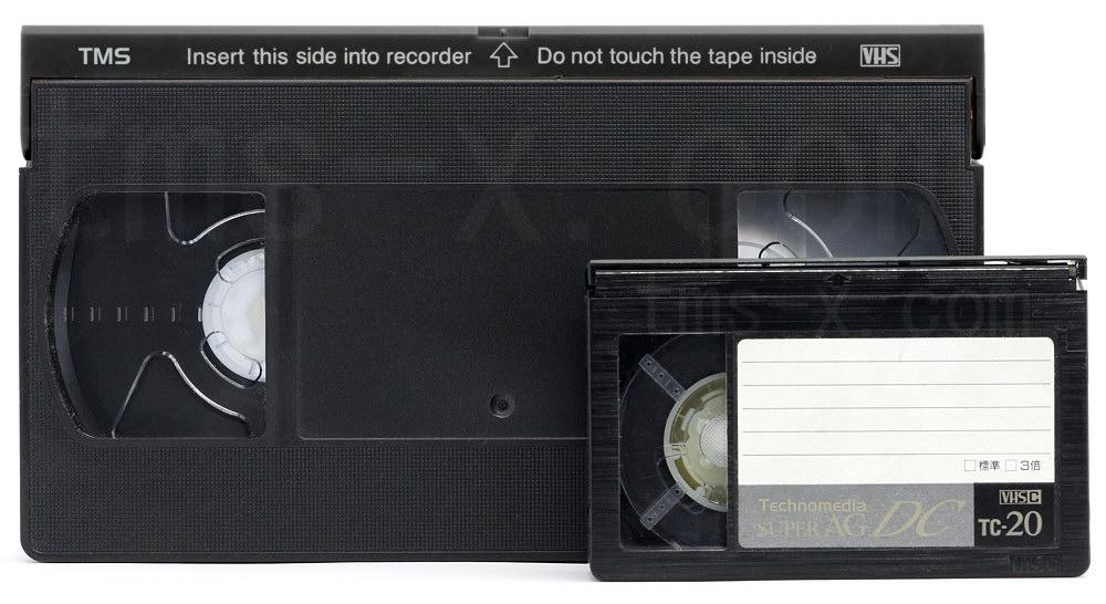 VHSの海外方式変換