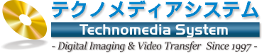 ダビングのテクノメディアシステム Logo