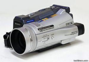 MicroMVデジタルビデオカメラ