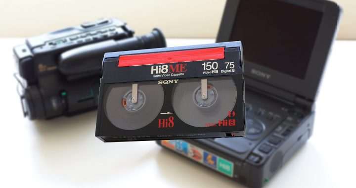 8mmビデオ