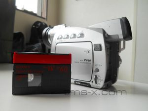 canon DM-FV40