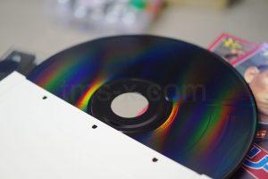 VHD disc