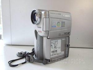 キヤノン デジタルビデオカメラ DM-PV2 miniDV