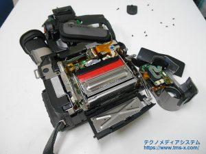 京セラ DV-L100 テープ取出し