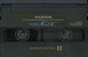 Video8-Fuji super AG DC