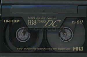 Fuji Hi8 Super DC