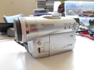 Canon FV-M30 ミニDVビデオカメラ